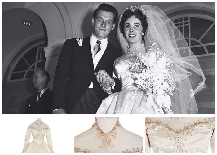 100 év ikonikus menyasszonyi ruhái I.