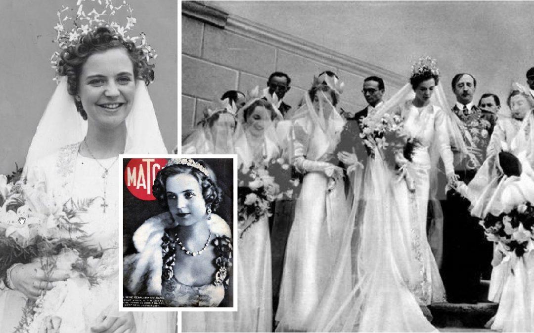 Híres esküvők I.  – Apponyi Geraldine és I. Zogu albán király