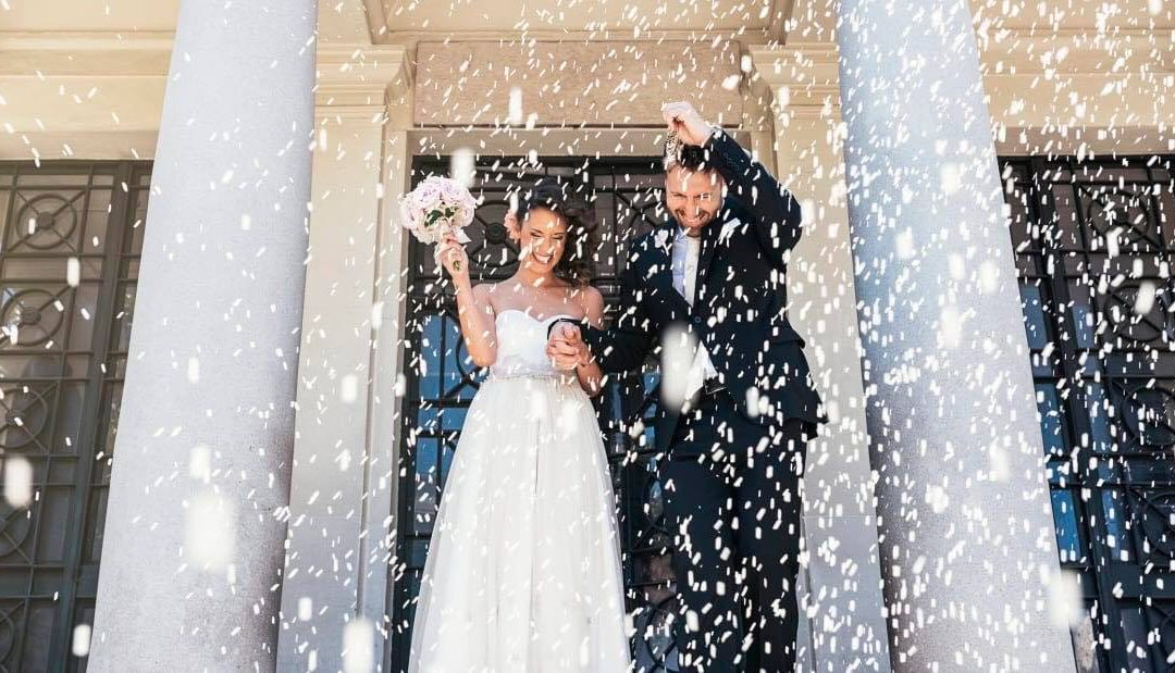 6 környezetbarát konfetti esküvőre